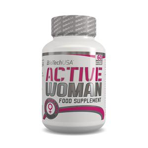 BiotechUSA FOR HER Active Women  60 Tabletten Dose
