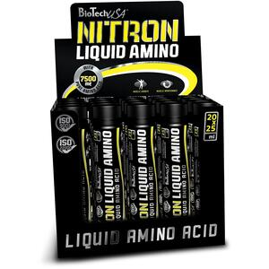 BiotechUSA Liquid Amino Ampulle (Nitron) Orange 20*25 ml...