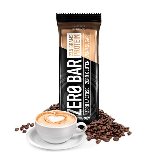 BiotechUSA ZERO Bar  Capuccino 20*50 g Display