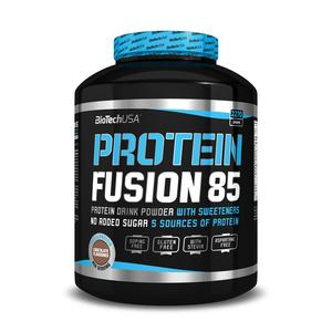 BiotechUSA Protein Fusion 85  Vanille 2270 g Dose